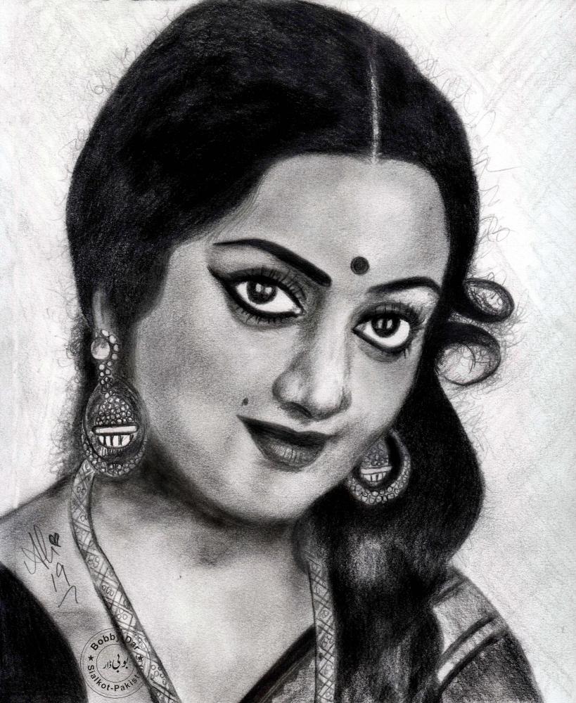 Hema Malini par bobbydar01@gmail.com